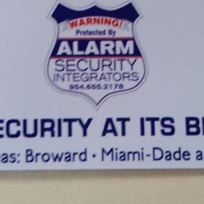 Avatar for Alarm Security Integrators LLC