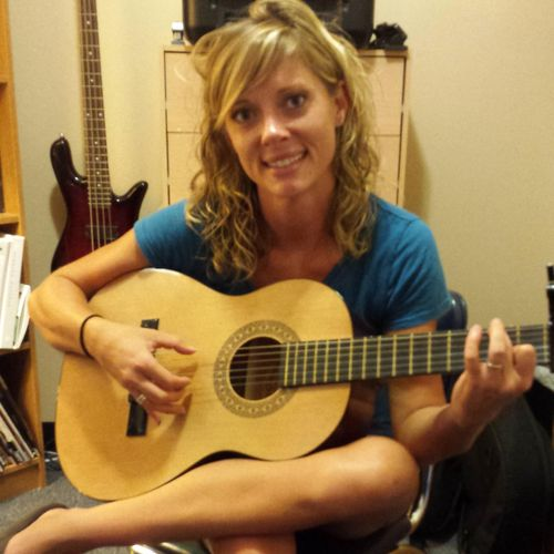 """""""I have studied classical guitar with Rick for several years. He is an awesome instructor!"""" Amanda"""