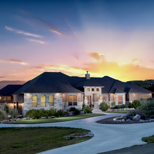 Twilight Real Estate Photography services