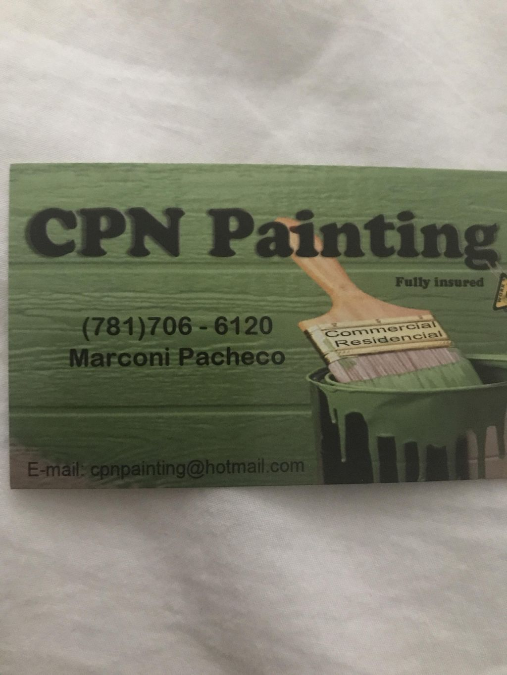 CPN Painting,cleaning,siding,tile,carpentry ,