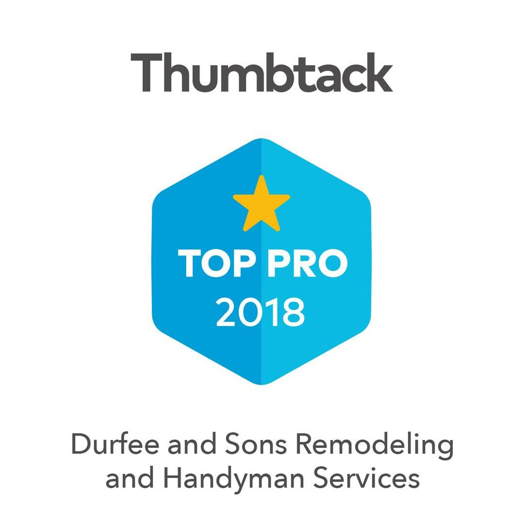 durfee and sons remodeling and handyman service...