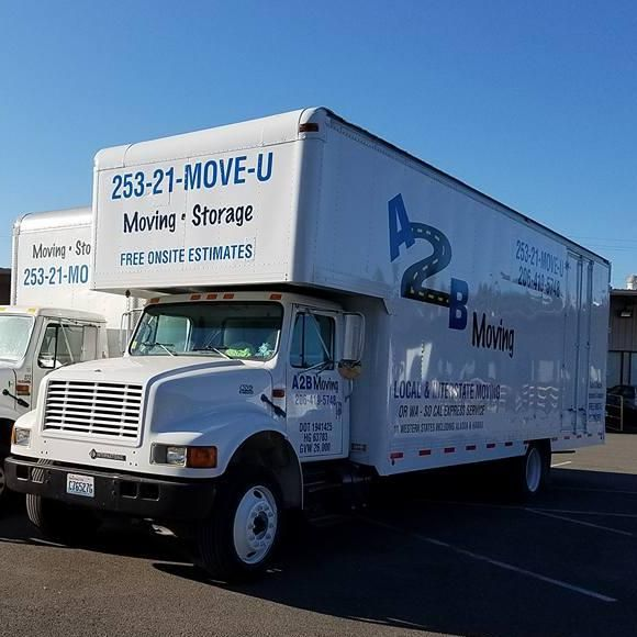 A2B Moving & Storage, LLC