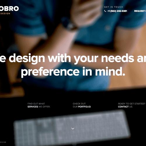 gobrowebdesign.com