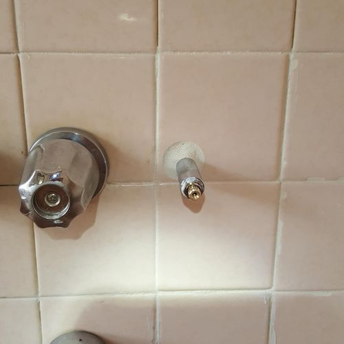 Internal valve replacement!