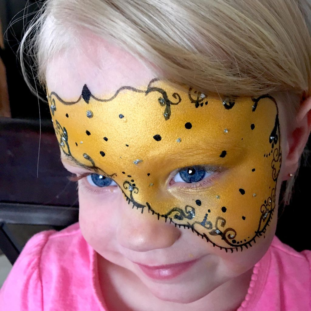 Dainty Designs Face Painting- Rochester, NY