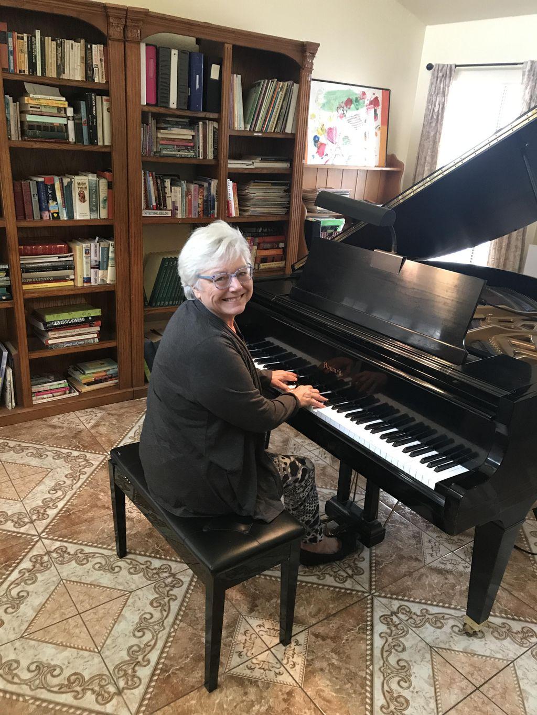 Music Mary Teacher