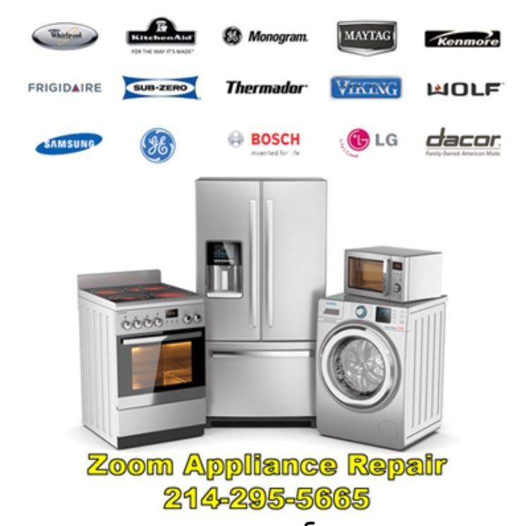 Zoom Appliance Repair