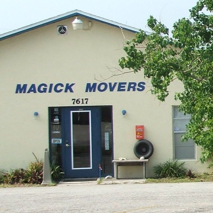 Magick Movers