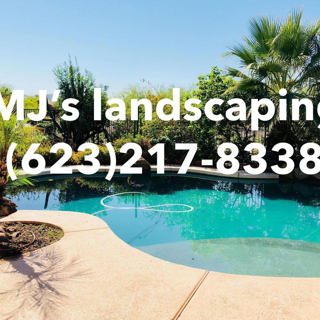 MJ's Landscaping