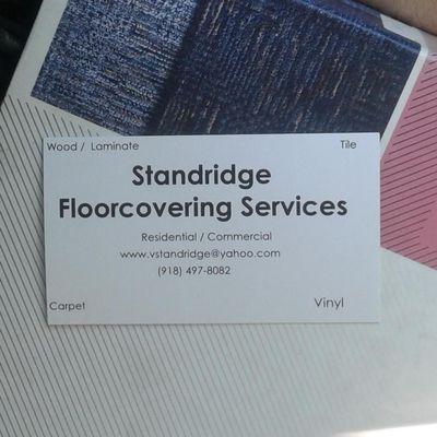 Avatar for Standridge Floorcovering Services