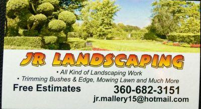 Avatar for JR Landscaping