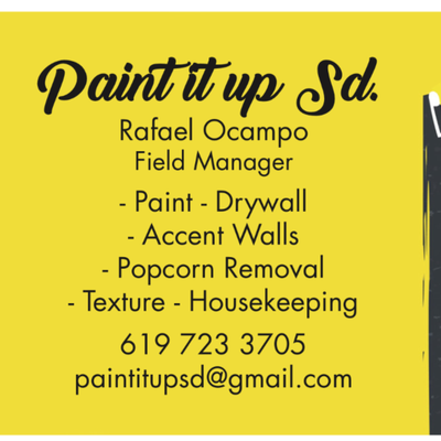 Avatar for Paint it up SD.