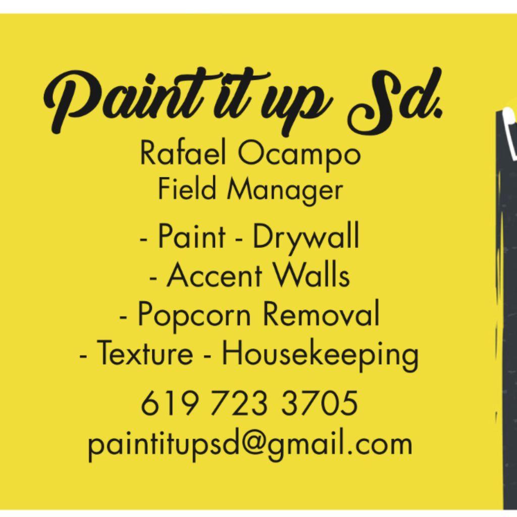 Paint it up SD.