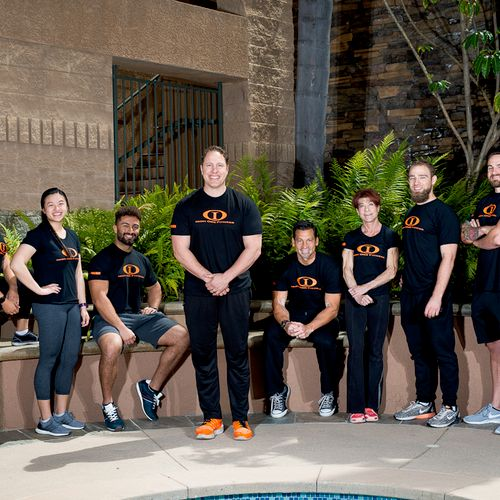 The Iron Orr Fitness Team