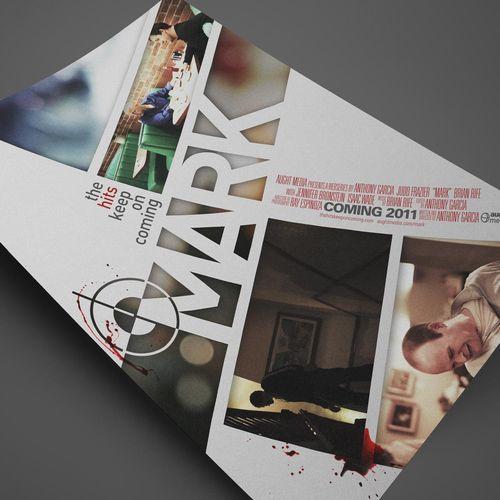 """Mark"" Web Series Poster"