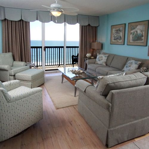 Investment Property Living Area