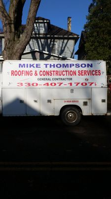 Avatar for Mike Thompson Roofing and Construction services Dover, OH Thumbtack