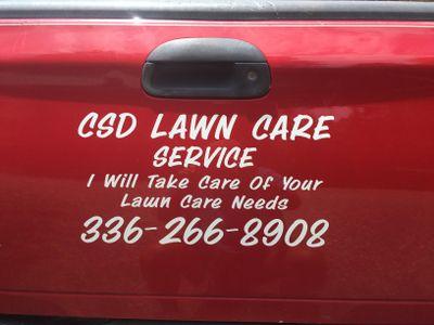 Avatar for CSD Lawn Care Burlington, NC Thumbtack