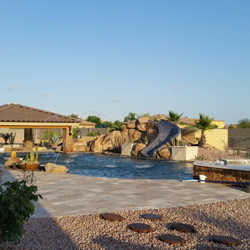 We protect your backyard oasis