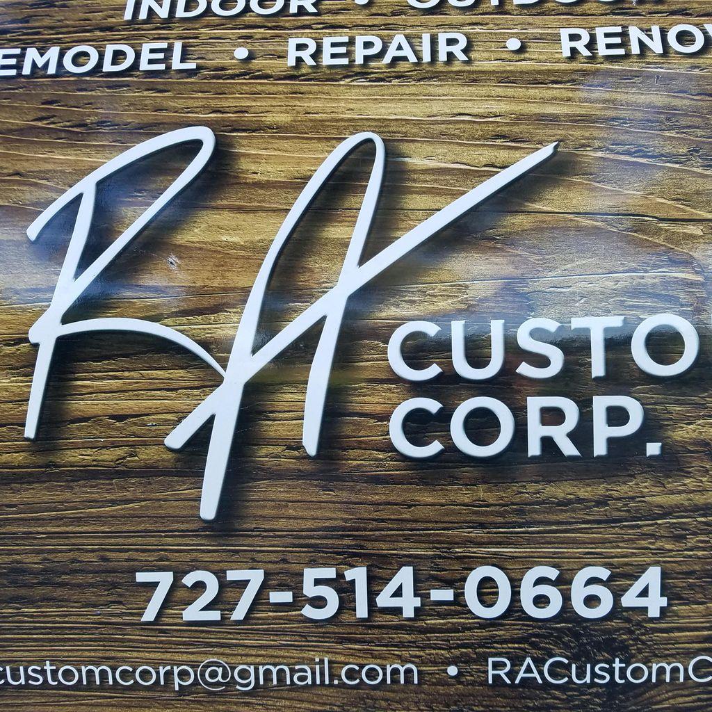 R.A.Custom Corp.