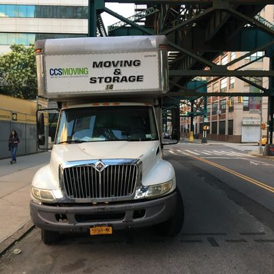 Avatar for CCS Moving & Storage Long Island City, NY Thumbtack