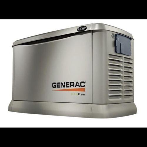 certified Generac installer