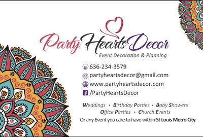 Avatar for Party Hearts Decor