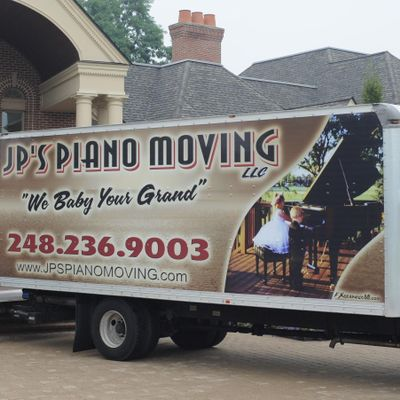 Avatar for JP's Piano Moving LLC Oxford, MI Thumbtack