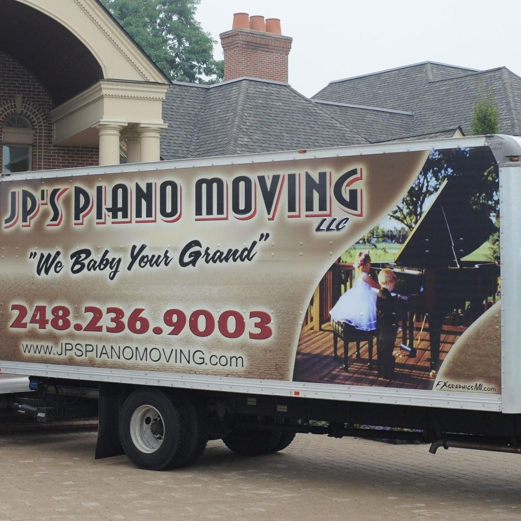 JP's Piano Moving LLC