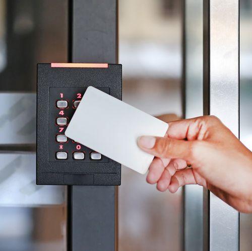 Access Control, Electronic Locking, Keypad and Gates