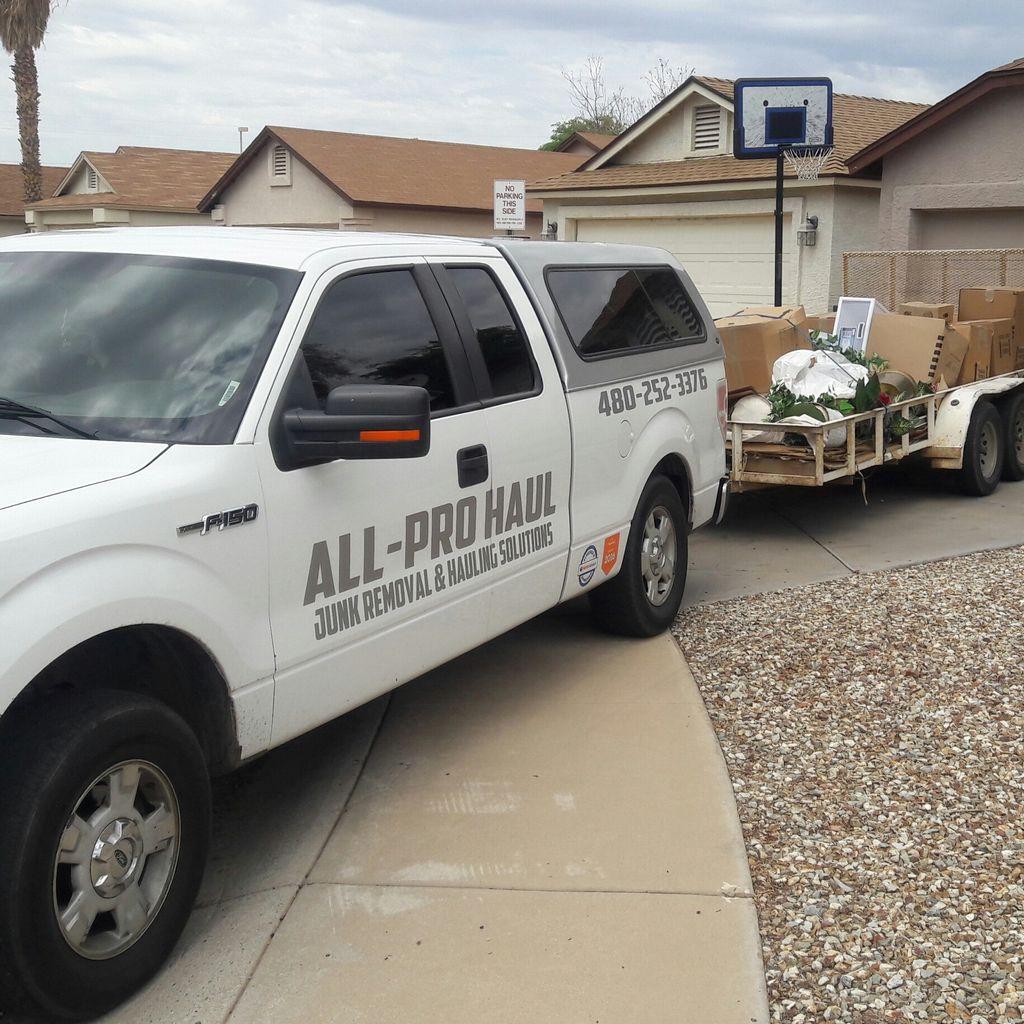ALL-PRO HAUL Property Services, LLC