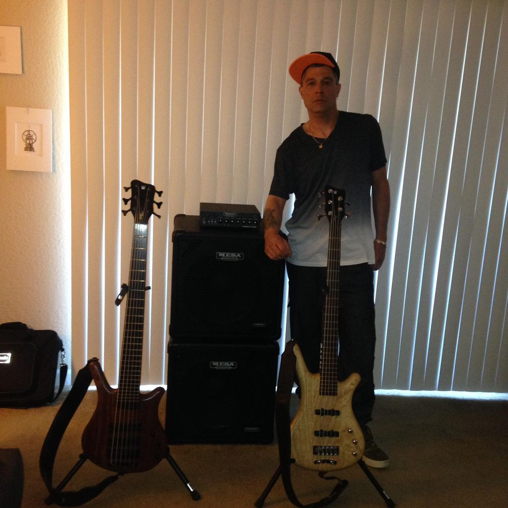 Upright and electric bass lessons