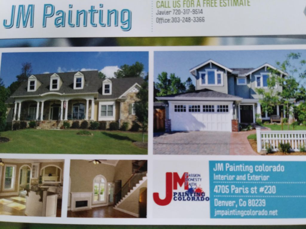 JM painting colorado llc
