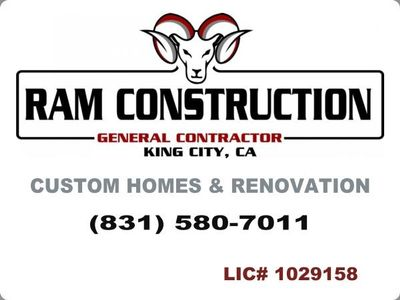 Avatar for RAM CONSTRUCTION INC