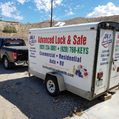 Avatar for Advanced Lock & Safe Bullhead City, AZ Thumbtack