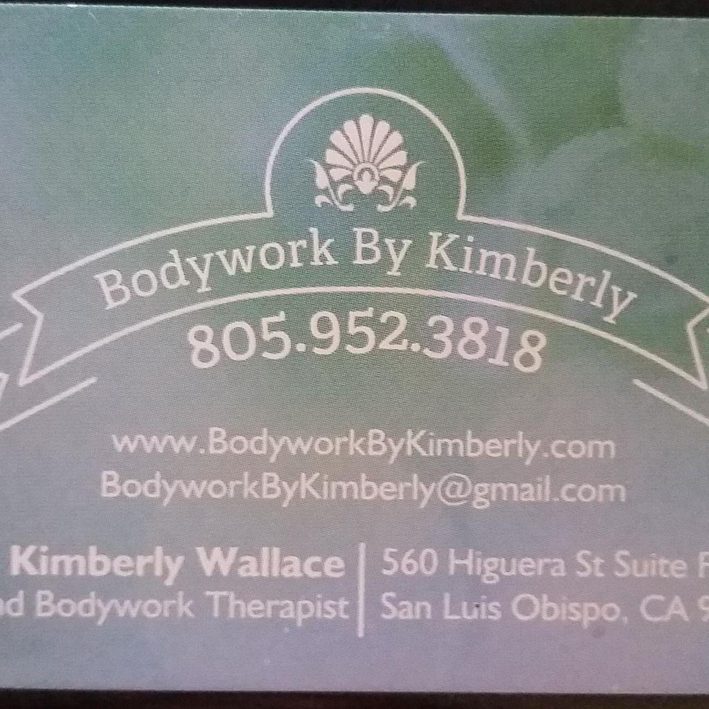 Bodywork By Kimberly Wallace