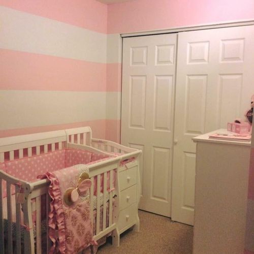 My daughter's room