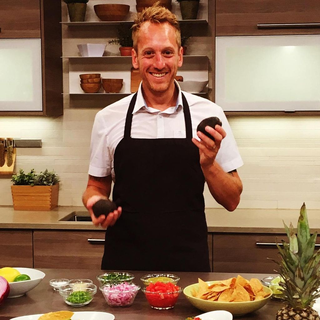 Chef Aram Reed