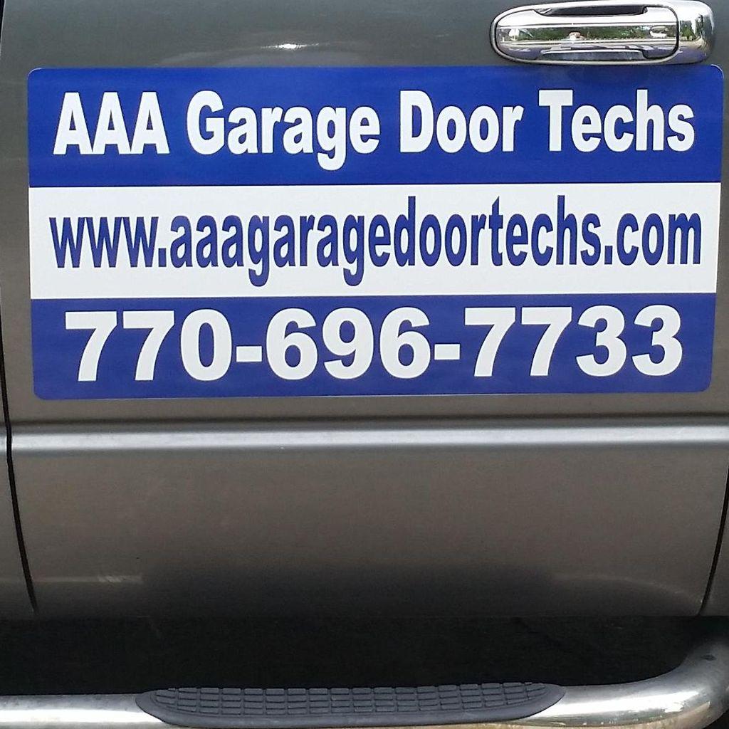 AAA Garage Door Techs