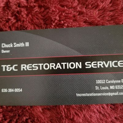 Avatar for T&C Restoration Services Saint Louis, MO Thumbtack
