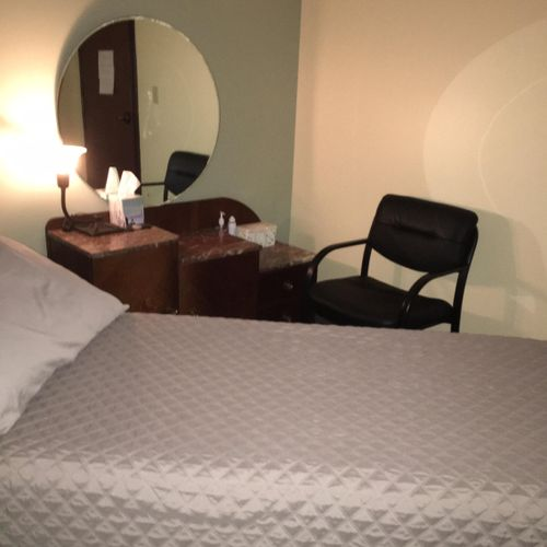 Enjoy luxurious spa linens and a comfortable, professional atmosphere.