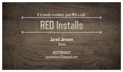 Avatar for RED Installs Omaha, NE Thumbtack