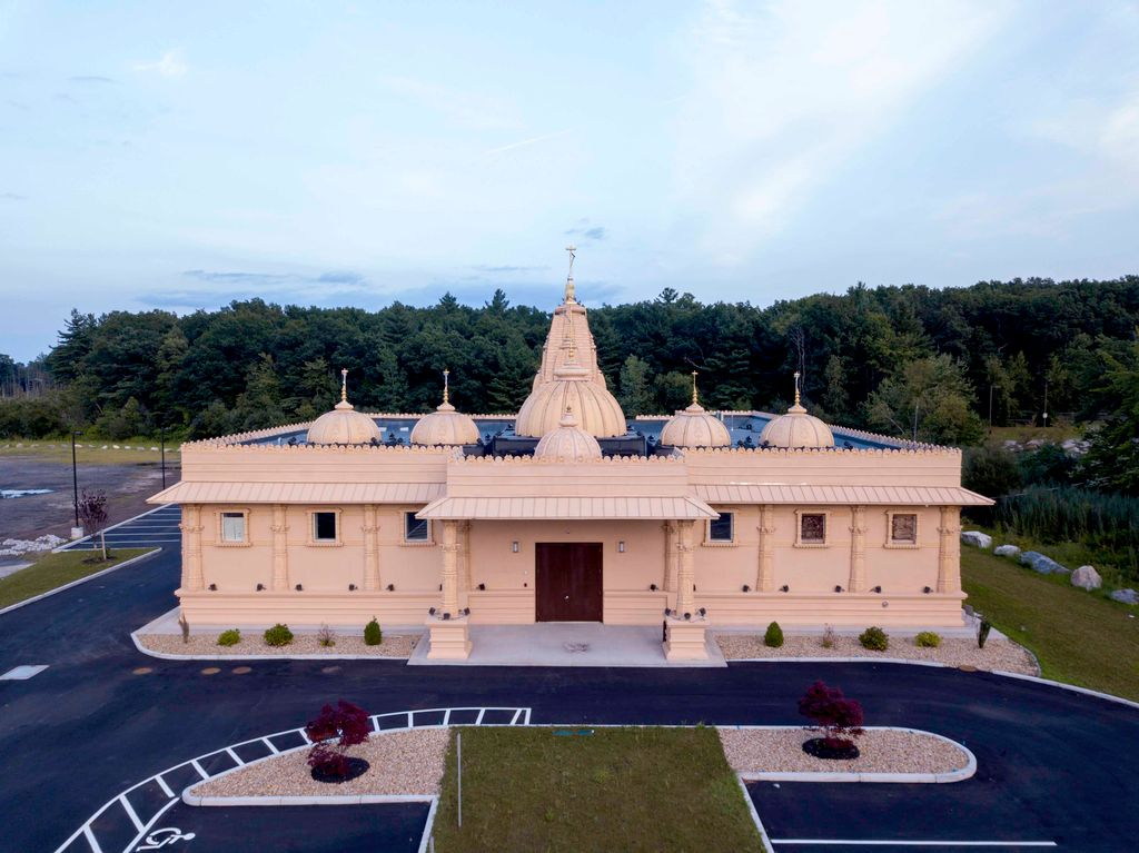 Swaminarayan World Organization Temple