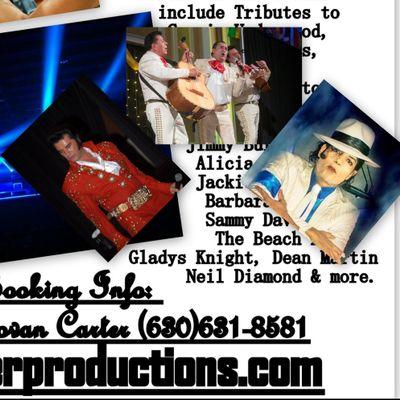 Avatar for Michael Jackson 3-Legends Chicago, IL Thumbtack
