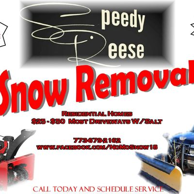 Avatar for Speedy Reese Snow Removal
