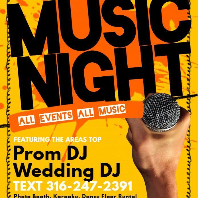 Wichita Party DJ Service: Dance Music