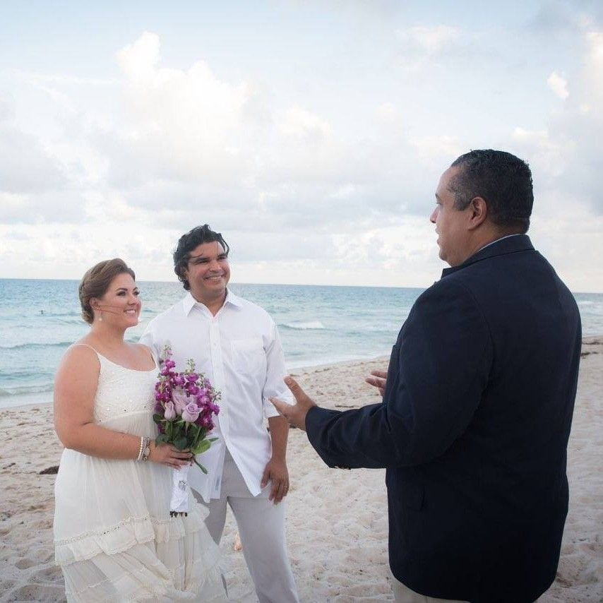 Weddings by Russell, Wedding Officiant