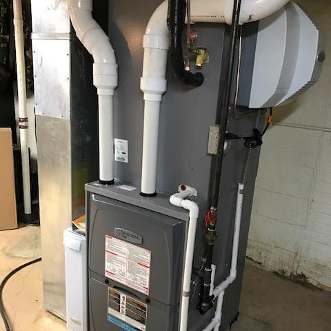 Comfort Measure Heating & A/C