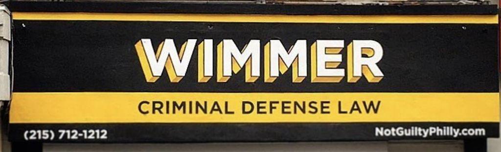 Wimmer Criminal Defense Law