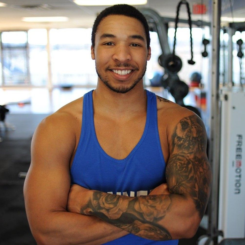 Personal Trainer @ Total Body Fitness